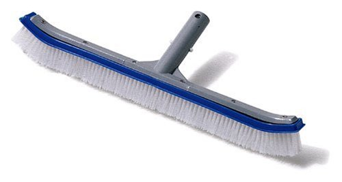HydroTools by Swimline Aluminum Pool Floor & Wall Brush (Brush Nylon Pool)