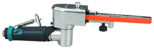JET JAT-752 Pneumatic R8 Mini Belt Sander, 24