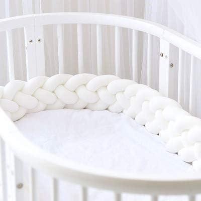 oreiller de couchage coussin de sommeil de b/éb/é blanc