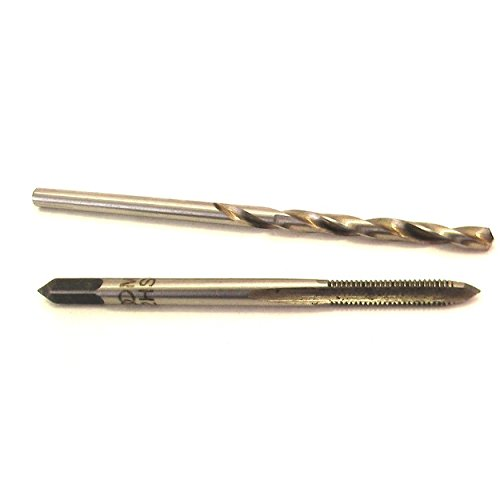 Hot Racing DNT3M 3mm Coarse Tap and Drill Set (M3x0.5) (Chassis Aluminum Stock 3mm)