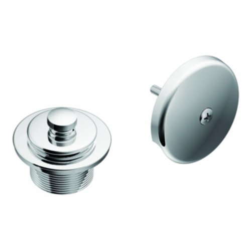 Moen T90331 Tub and Shower Drain Cover, Chrome (Tub Drain Trim Kit Chrome compare prices)