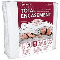 Jt Eaton 83KGENC Jt Eaton Bed Bug Lock-Up Total Encasement Mattress Cover, King by J T Eaton