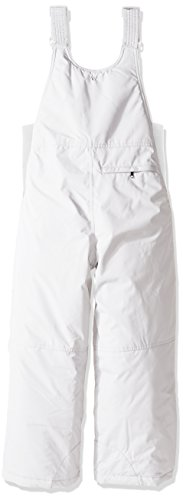 White Sierra Youth Toboggan Insulated Bib, Milky White, Small by White Sierra (Image #2)