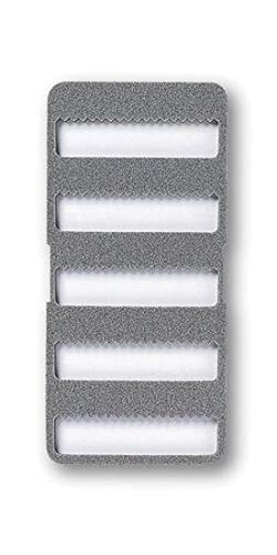 (C&F Design FSA-3505 L-size System Fly Box Foam 5 Rows)