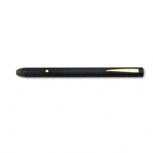 Quartet Economy Pocket Laser Pointer, Class 3, Projects 500 Yards, Black Barrel ()