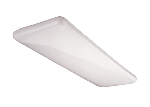 NICOR Lighting 51.5-Inch 4000K Dimmable LED Decorative Cloud Ceiling Fixture (CCW-10-4S-UNV-40K)