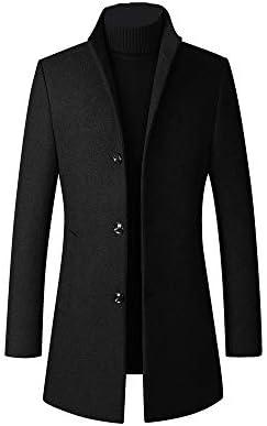 コート メンズ チェスターコート 冬 上質仕様 ビジネスコート オシャレ ロング丈 ウール 男性コート