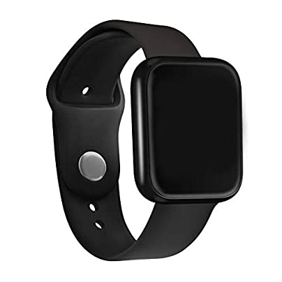 NFGGLM Fashion smart wristband rose gold watch heart rate monitor IP68 waterproof smart bracelet fitness tracker Estimated Price £34.88 -