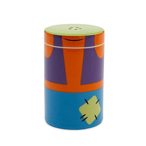 (Disney Parks Goofy Ceramic Canister Shaker Salt Pepper Spices NEW)