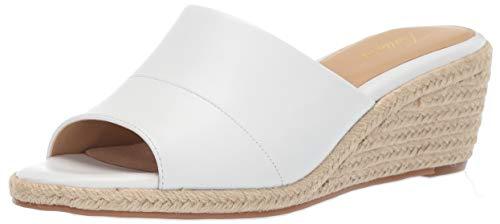 Trotters Women's Colony Sandal White 7.0 M US