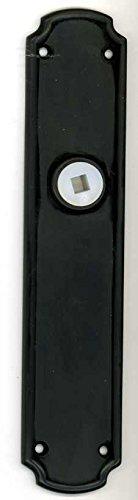 Baldwin Hardware 6986.102.KN Bismark Escutcheon Indoor Door
