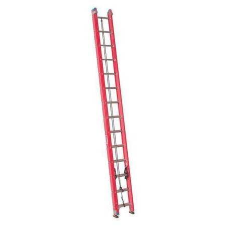 Westward, 44YY49, Extension Ladder, Fiberglass, 28 Ft., Ia