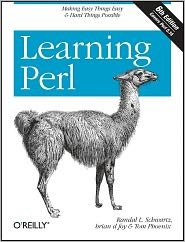 Learning Perl 6th (sixth) edition Text Only