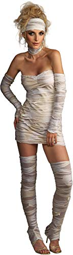 Rubie's Costume Women's Adult Mummy Costume, Whites,