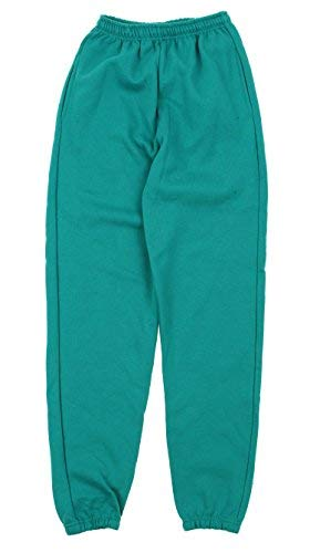 (Champion Mens Powerblend Cotton Poly Sweat Pants, Teal (XX-Large))