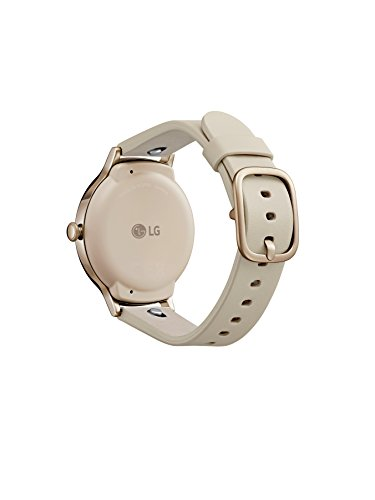 LG Electronics LGW270.AUSAPG LG Watch Style Smartwatch with Android Wear 2.0 - Rose Gold - US Version by LG Watch Style (Image #4)