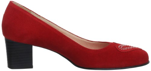 6052 Diavolezza 7 Closed Red Red Women red Toe Pumps 40 pUUwq
