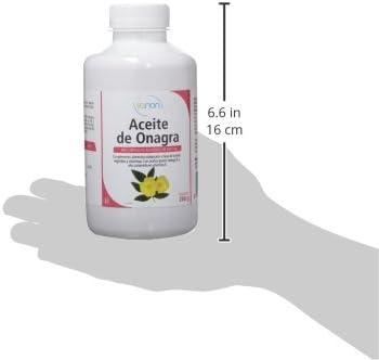 SANON Onagra 450 perlas 510 mg: Amazon.es: Salud y cuidado personal