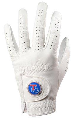 Louisiana Tech Bulldogs Golf Glove & Ball Marker - Left Hand - Small