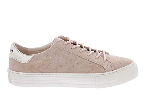 Name Femme Goatsuede Studs Arcade 2q Nude Sneaker Baskets No Rose FxSYdwvF