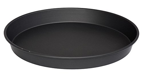 Dish Pan Coat Hard Deep - LloydPans Kitchenware 14 Inch by 2 Inch Deep Dish Pizza Pan, Pre-Seasoned, Stick Resistant