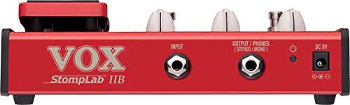 VOX-Bass-Processor-Stomplab-2B-SL2B