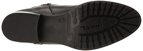 Tamaris 25571 Damen Langschaft Stiefel Schwarz (Black 001)