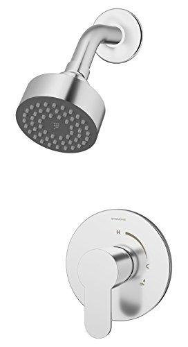 Symmons 6701-1.5 Identity Single-Handle 1-Spray Shower Faucet In Chrome (Single Handle Handshower)