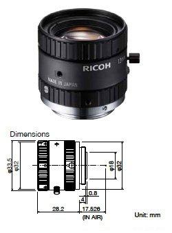 Ricoh FL-CC1214-2M 2/3