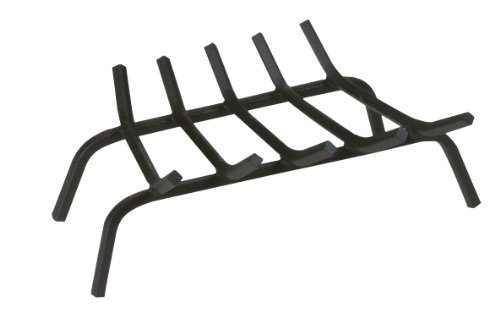 Panacea 15403 Wrought Iron Fire Grate, 24-Inch