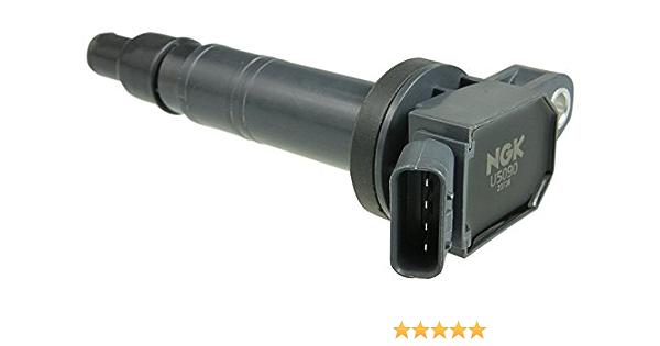 8 pcs NGK 48940 Ignition Coil for U5296 E1051 IC631 673-4030 UF551 IGC0001 qg