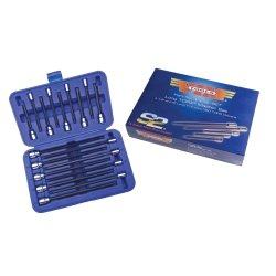 Vim Tools VIMV458L-SET Long Torx Master Set, Long T10 TRU T50, 4.5''