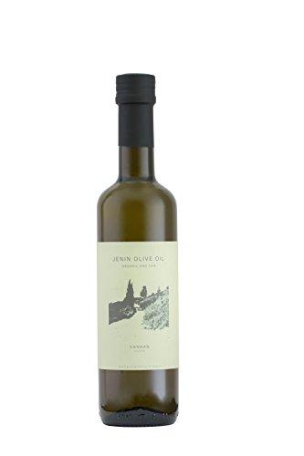 - Organic Fair Trade Jenin Extra Virgin Olive Oil, 500ml (Packaging may vary)