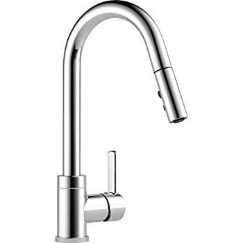 Peerless Precept Single Handle Kitchen Sink Faucet With