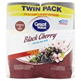 Great Value Black Cherry Automatic Spray Refill Twin Pack 2 x 6.17oz (12.34oz)