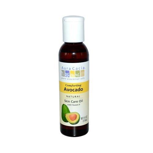 Cacia Aura Avocado (Aura Cacia Natural Skin Care Oil Avocado - 4 fl oz , Aura Cacia , Skin Care, Health & Beauty)