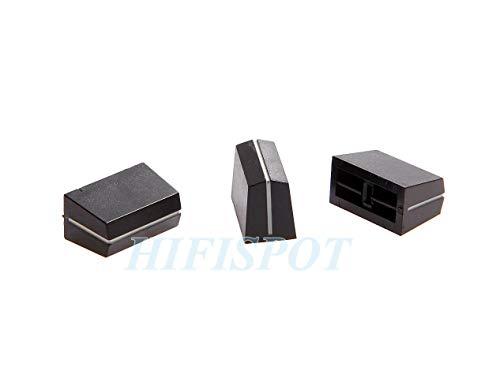 FidgetKute 3 PCS KNOB Cap for DJM-300 400 500 600 800 Slider Fader ()