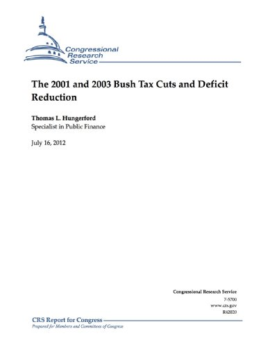 The 2001 and 2003 Bush Tax Cuts and Deficit Reduction