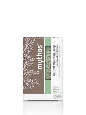 MYTHOS NATURAL SLIMMING SOAP 100% NATURAL BASE ALL SKIN TYPES ROSEMARY LEAVES 100 GR. – Weight Loss Review