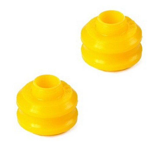 2 PU Bushings 1-03-2648-2 Rear Susp. Shock Absorber Fj Cruiser, 4 Runner, Gx460, Land Cruiser Prado, ID 14,5 mm by Siberian Bushing