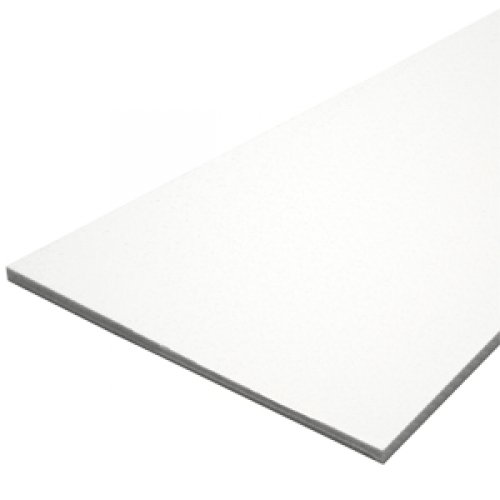 "Price comparison product image TACO METALS TACO Marine Lumber - 12"" x 27"" x188;"" - White Starboard / P10-2512WHA27-1"
