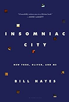 Insomniac City New York Oliver ebook product image