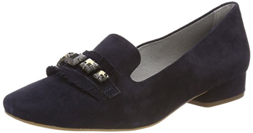 Loafers Blue Be Women's Natural Navy 24241 WwRvAqa