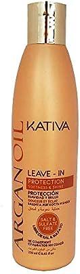Kativa, Tratamiento crecepelos - 250 ml.: Amazon.es: Belleza