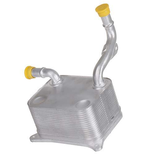 (AUTOMUTO oil cooler fit 2007-2013 Audi A8 Quattro 2007-2010 Audi Q7 2007-2008 Audi RS4 2007-2009 Volkswagen Touareg 079117015A )