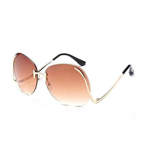 MSmask Women Oversized Transparent Optics Lens Sunglasses Brand Designer Elegant - Eyeglasses Ray Online Ban