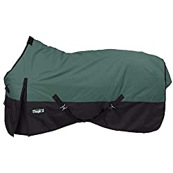 Tough-1 600D Waterproof Turnout Blanket 78 Turquoise