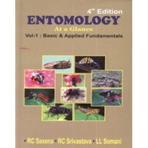 ENTOMOLOGY AT A GLANCE* VOL-1 BASIC & APPLIED FUNDAMENTALS pdf epub