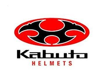 Kabuto Cheek Pad Set for Kamui Helmet - XL (20mm) 1469405 by Kabuto (Image #1)