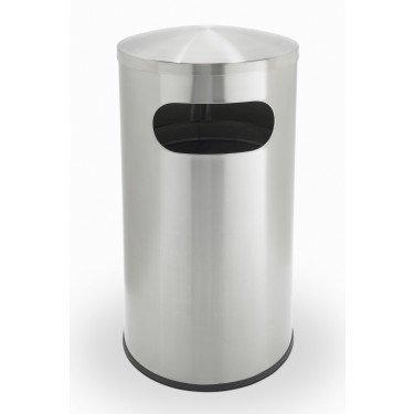 Precision Series 15-Gal Allure Trash Can